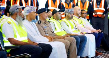 "Awareness Campaign ""FODWalk"" at Muscat International Airport"