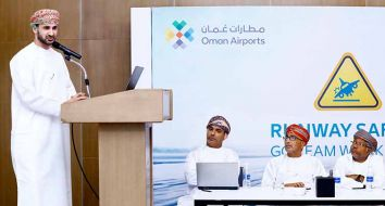 Muscat International Airport - A part of Oman Airports