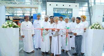 Salalah Airport Launches a New Website and Organizes Photography Exhibition