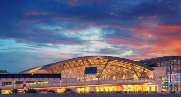 MUSCAT INTERNATIONAL COMPETES FOR WORLD'S BEST AIRPORT TITLE
